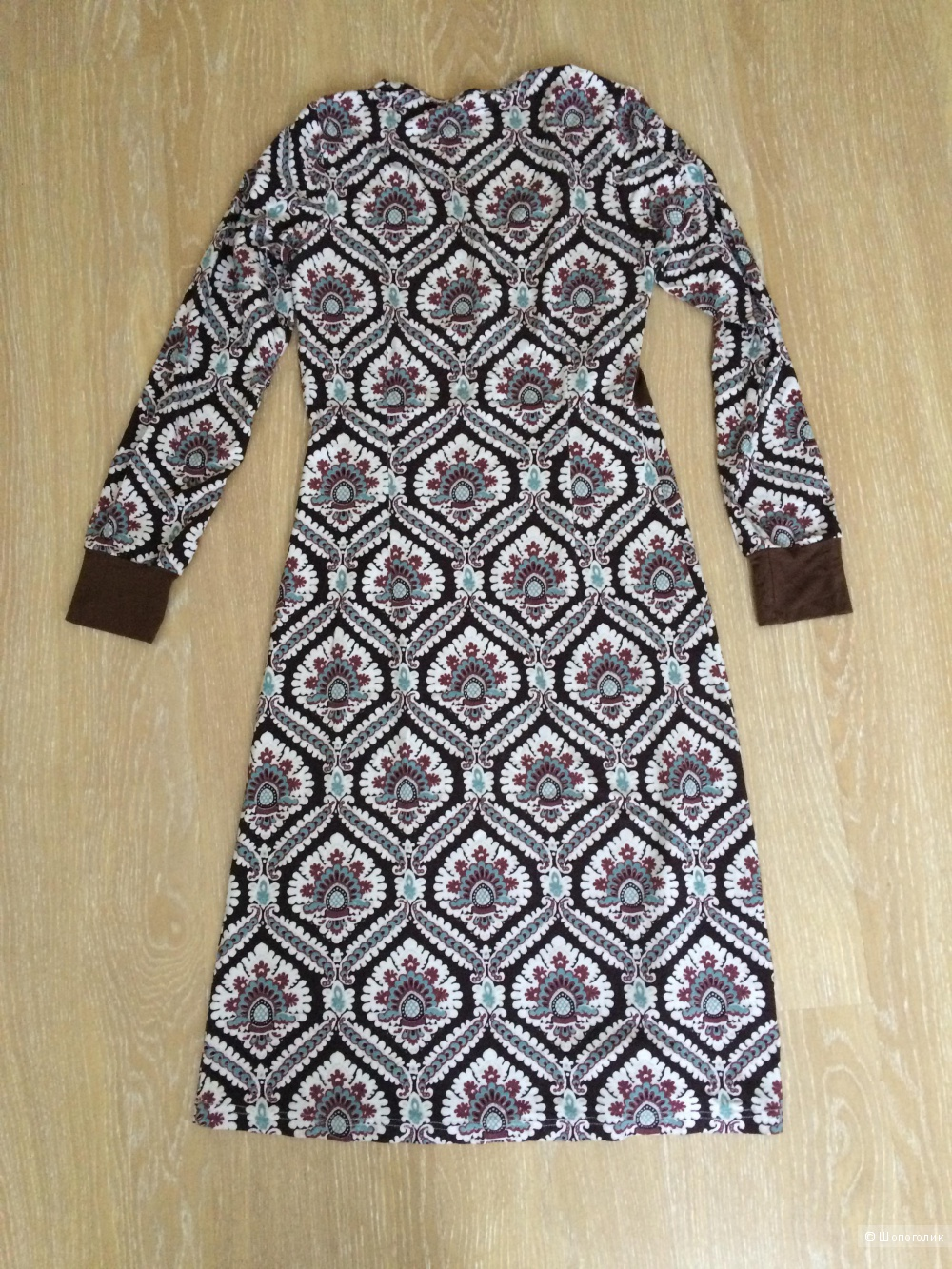 Трикотажное платье ZARINA, р-р 44