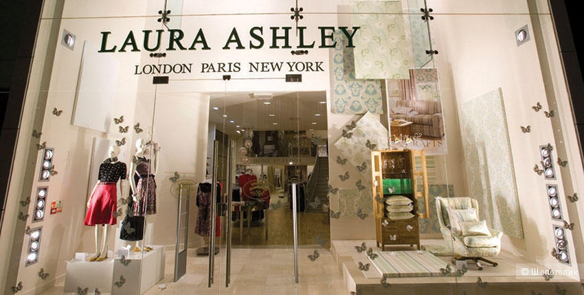 Топ Laura Ashley.раз.евро.40.