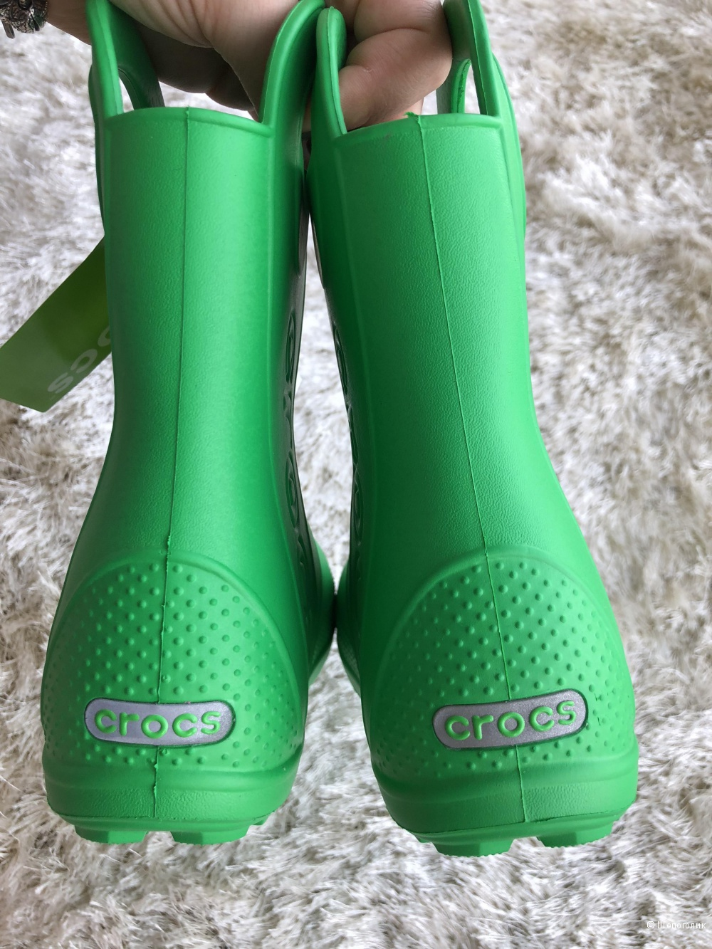 Резиновые сапоги Crocs, р-р: С11 (EU 28-29)