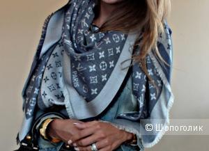 Шаль Louis Vuitton jeans, 140/140