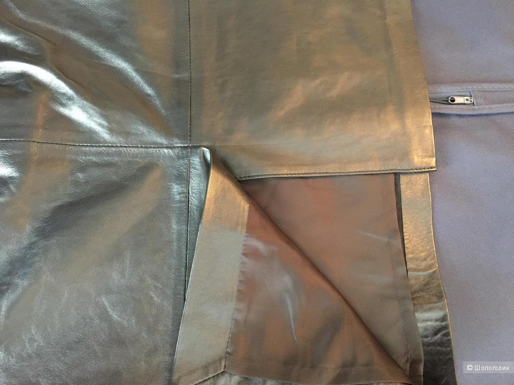 Юбка Polo Ralph Lauren натуральная кожа размер 4
