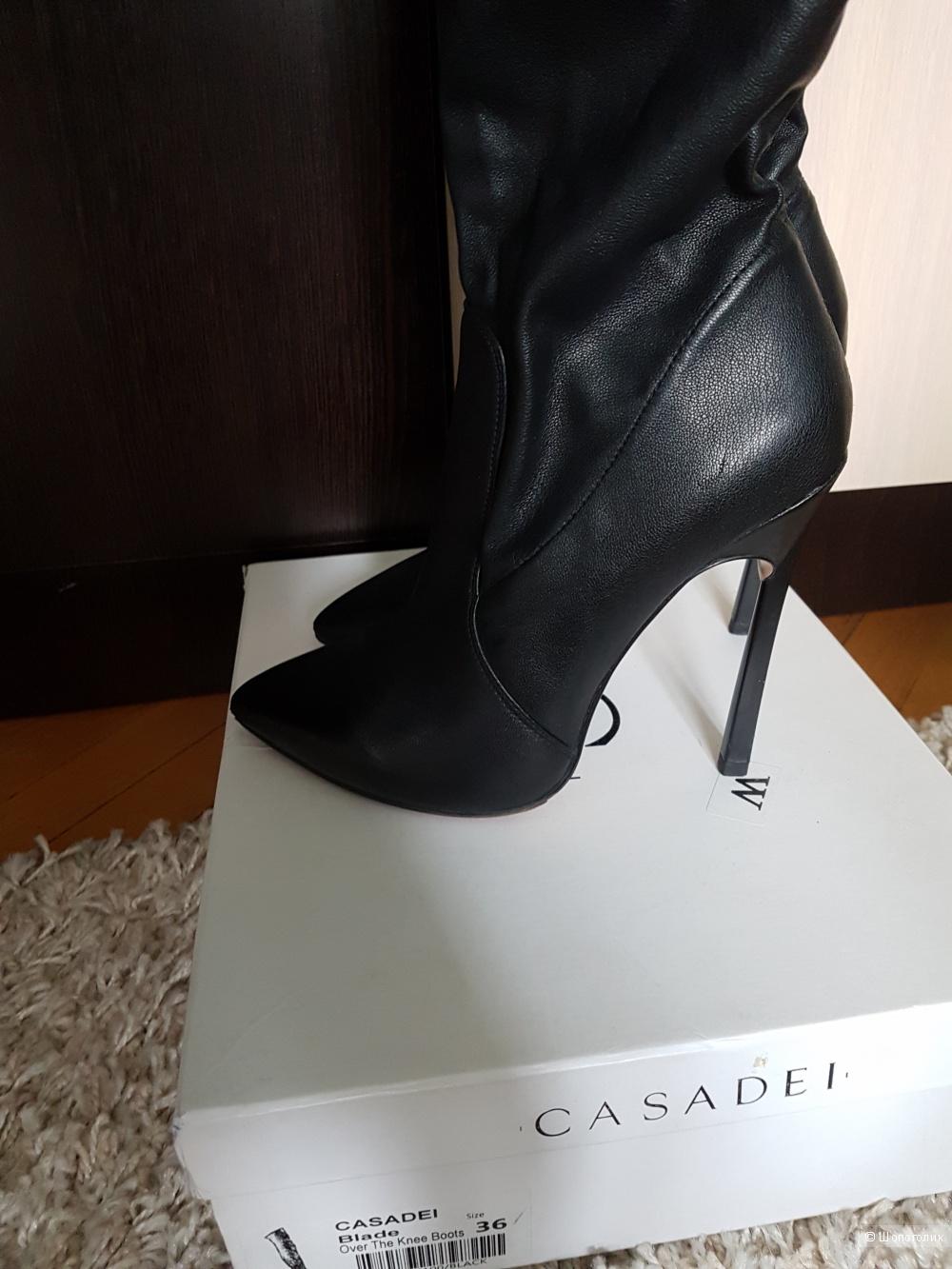 """Ботфорты """" Casadei"""", 36 размер"""