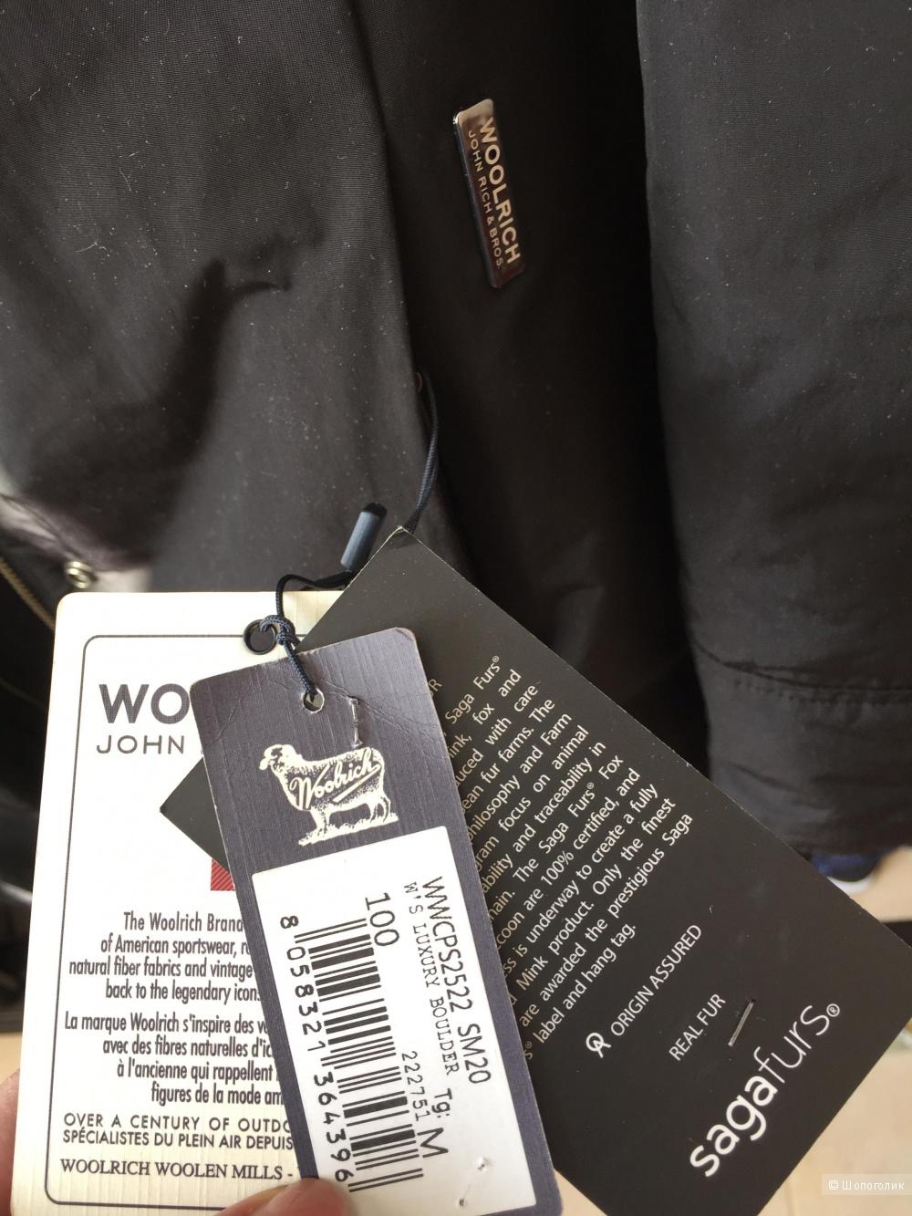 Woolrich парка S/M