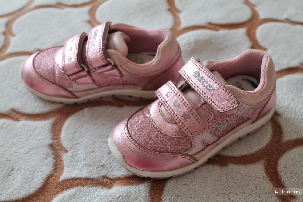 Кроссовки для девочки geox р.26