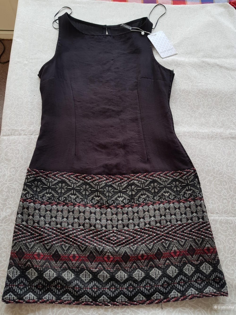 Платье, размер 38, Naf Naf
