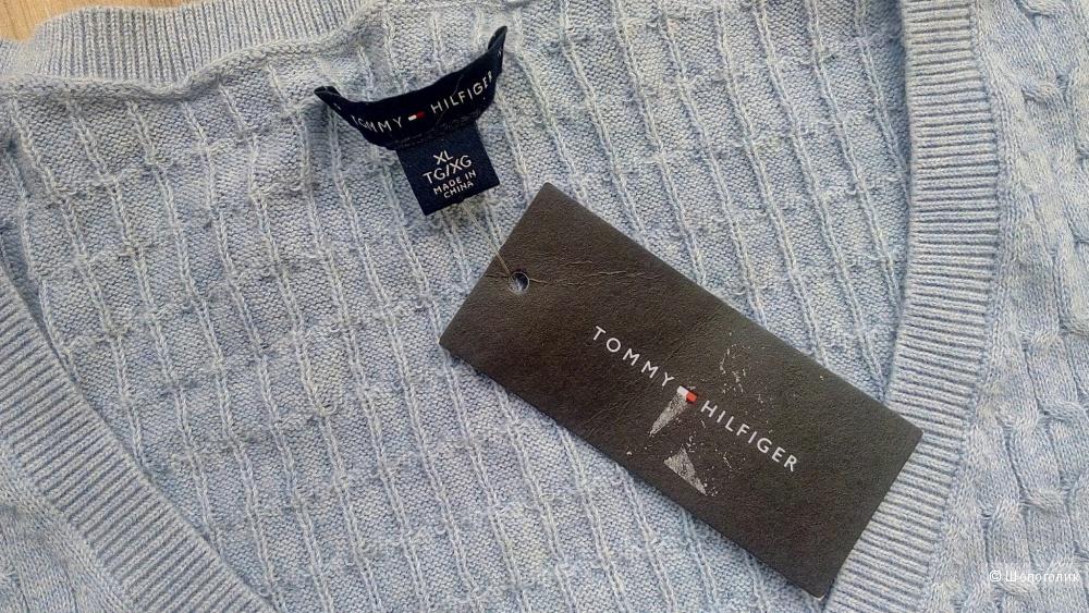 Пуловер Tommy Hilfiger, размер XL