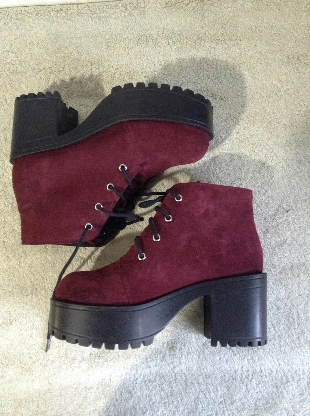 Ботинки H@M, размер 36