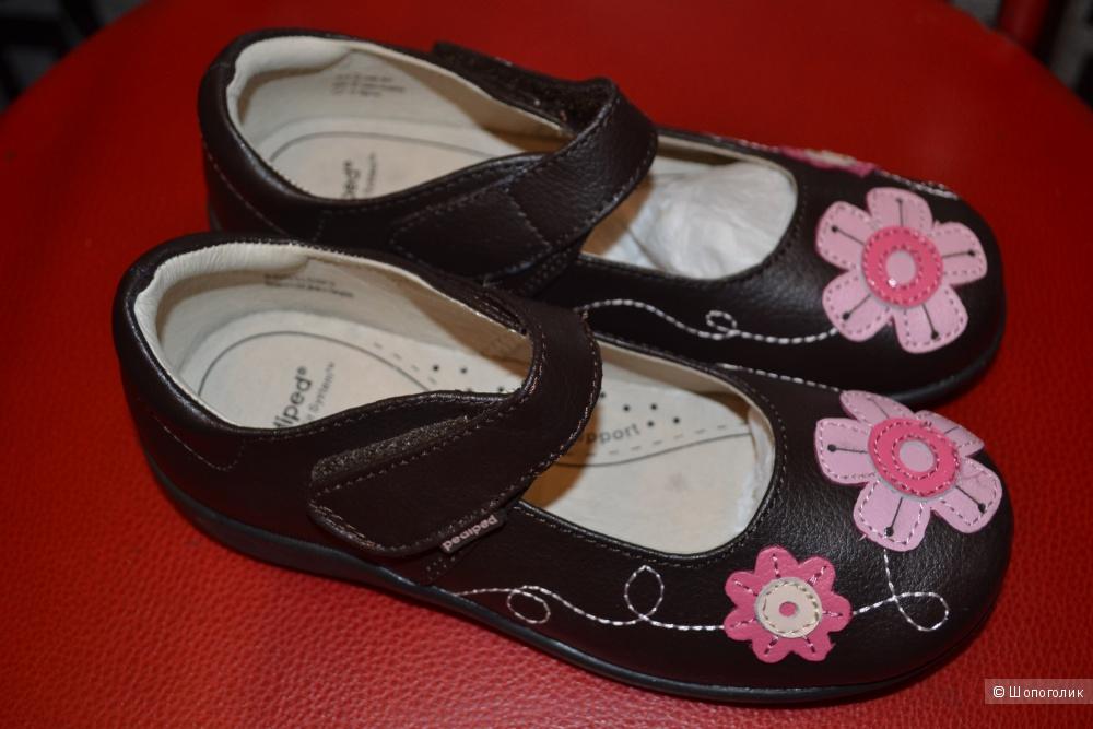 Туфли Pediped,р.р. 31 (стелька 20 см)