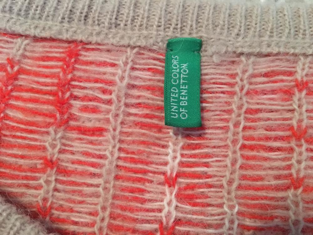 Свитер United colors of benetton, размер S