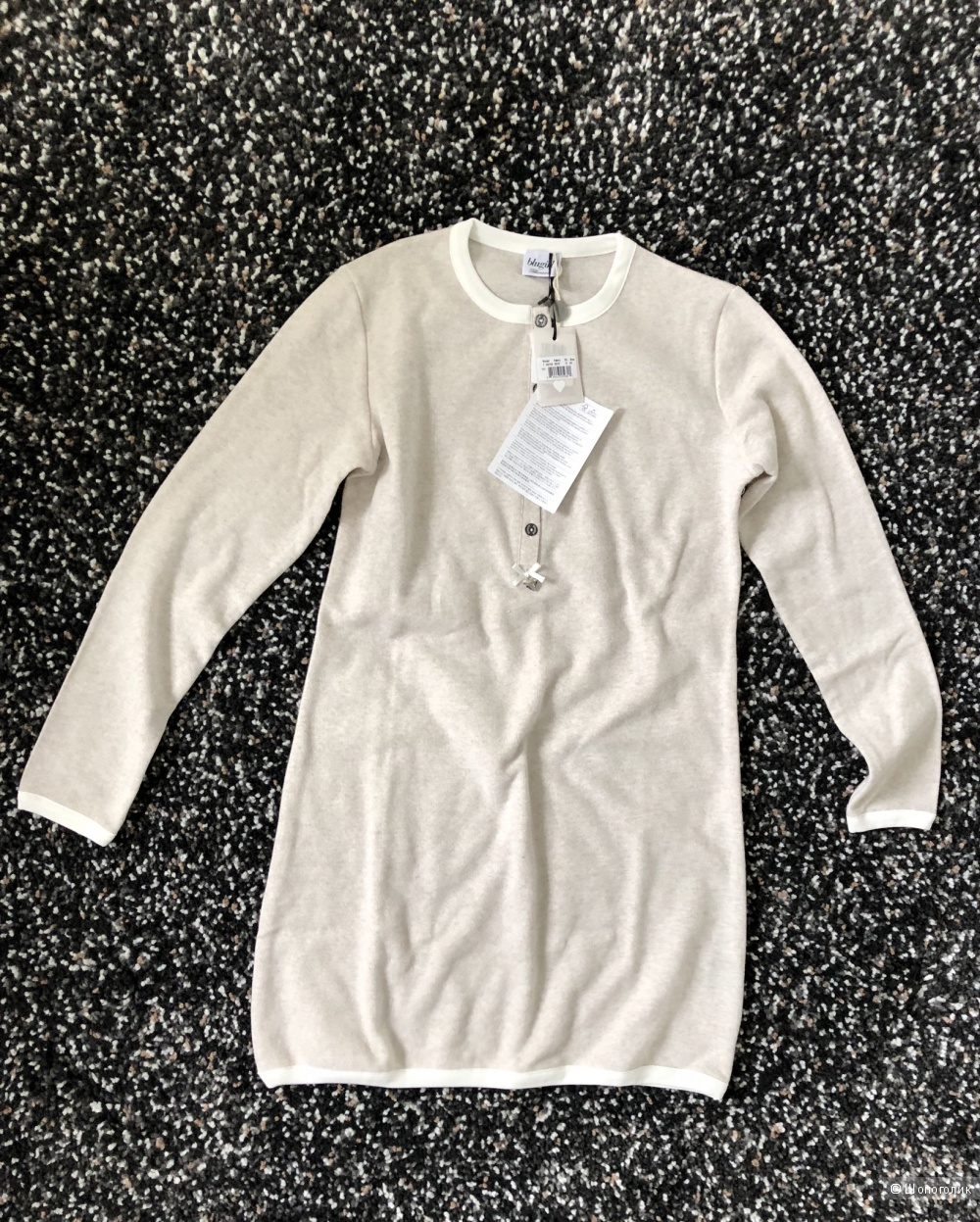 Ночная рубашка blumarine 46 размер