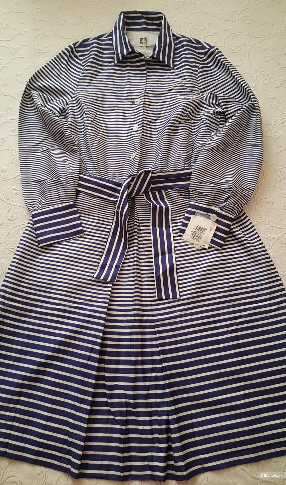 Платье-рубашка Anne Klein р. 10 US (на 46 рос.)