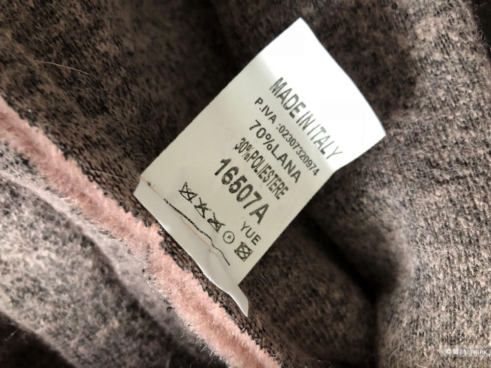 Пальто халат, No name, overize