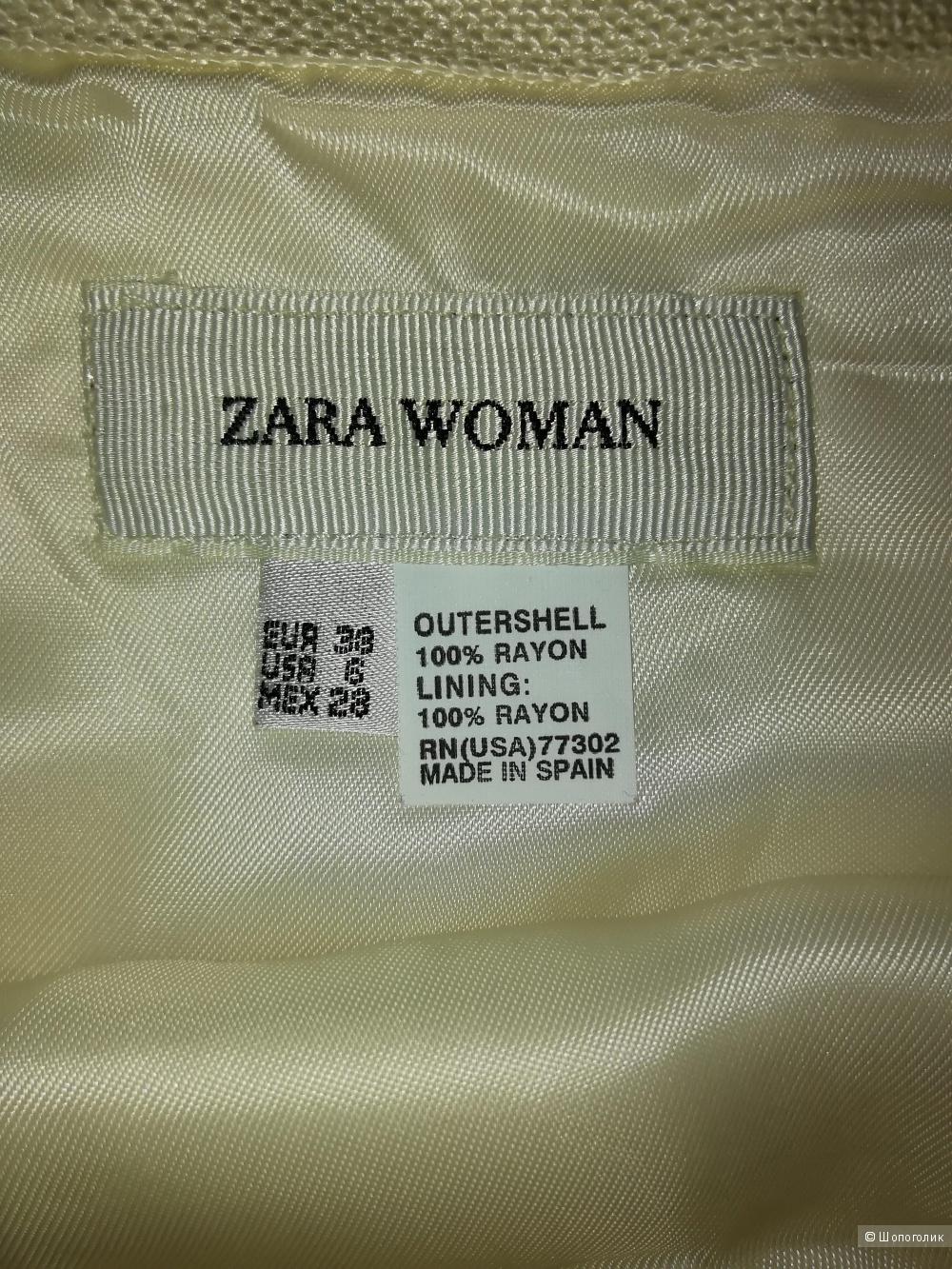 Юбка Zara Woman ,размер EUR 36,MEX 28