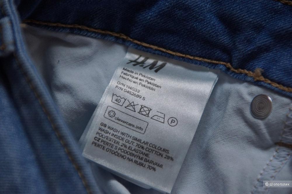 Джинсы H&M 38 размер