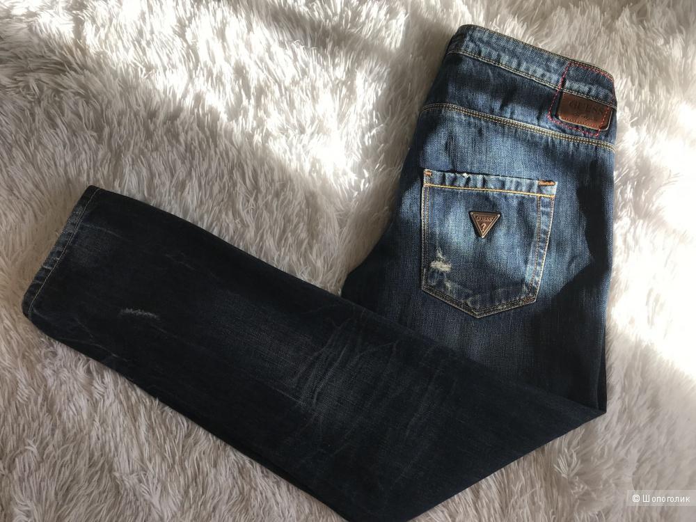 Олимпийка Converse, джинсы Guess 44