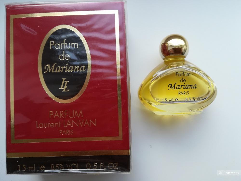 """Parfum de Mariana"" от Laurent Lanvan 15 мл."