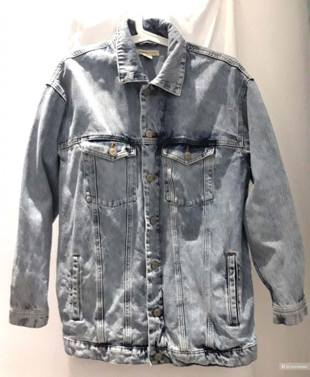 Куртка из денима Ostin 48 размер