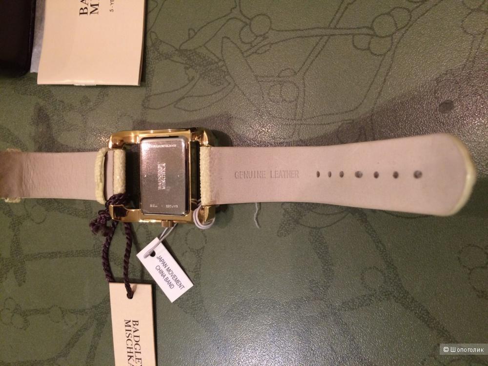 Часы Badgley Mischka Analog Casual Watch Quartz Weiß Damen BA-1082IMIV