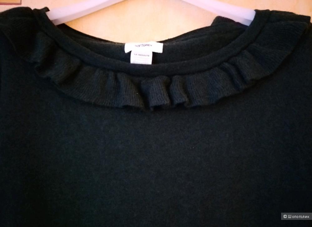 Пуловер женский La Redoute softgrey, 46-48