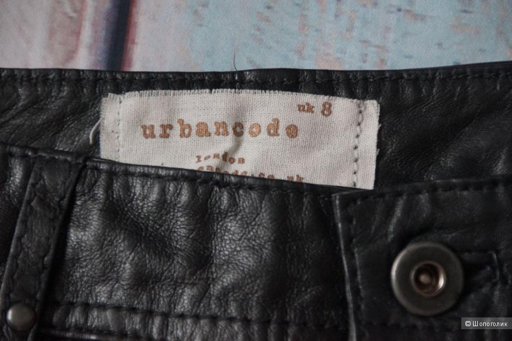 Кожаные шорты Urban Code UK8
