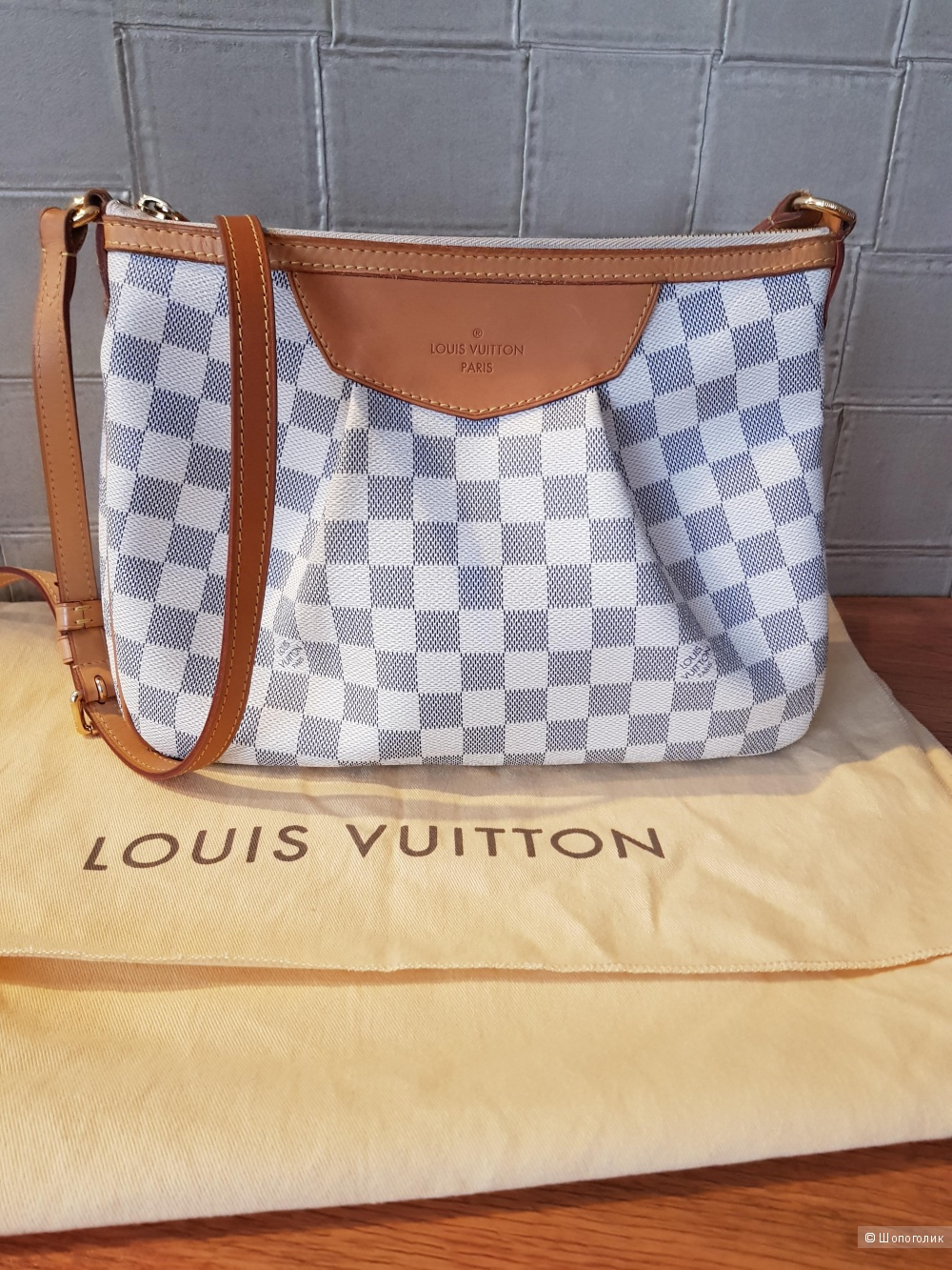Сумка Louis Vuitton, 30*12*21 см