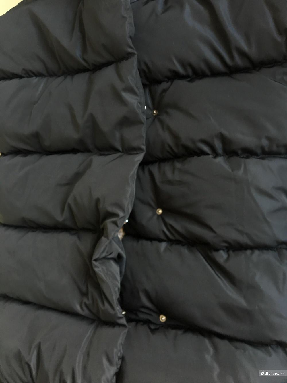 Пуховик одеяло Zefir Black, M