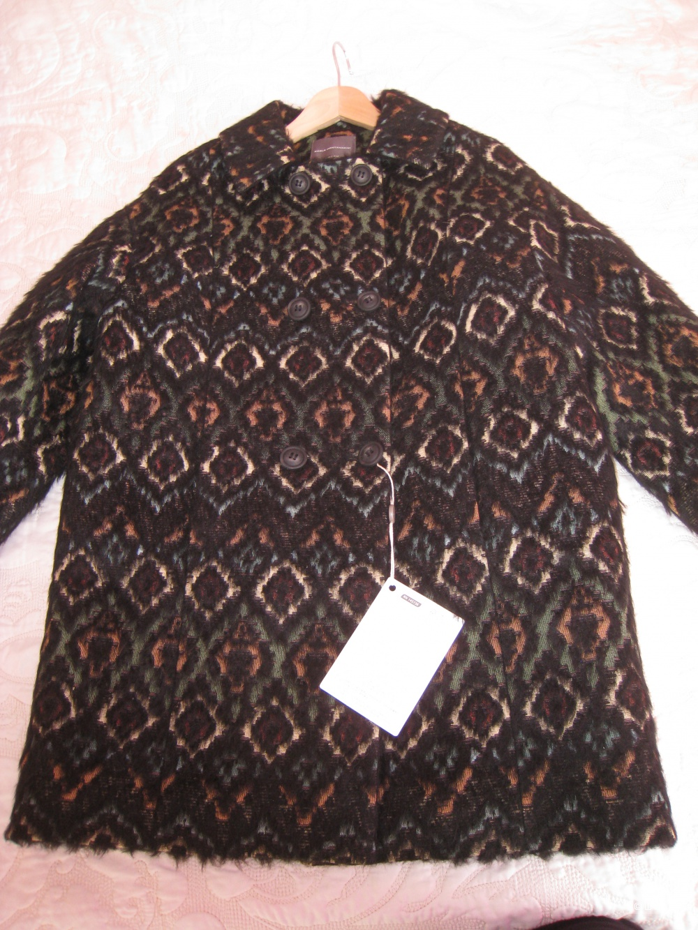 Пальто женское CARLA MONTANARINI, 46It