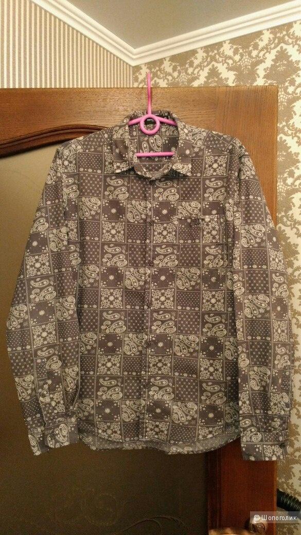 Рубашка Earnest Sewn р.48-50