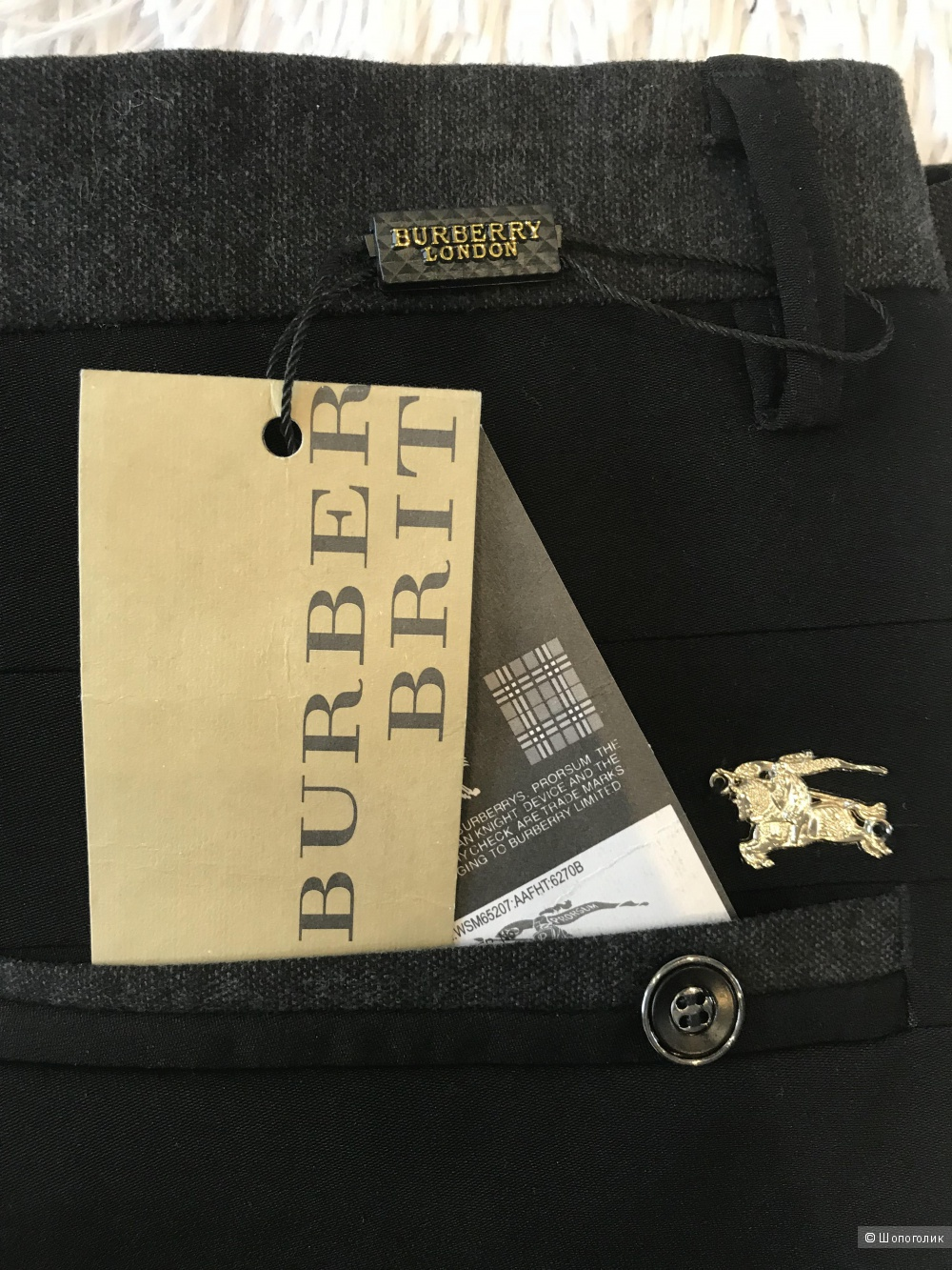 Брюки Burberry Brit 44