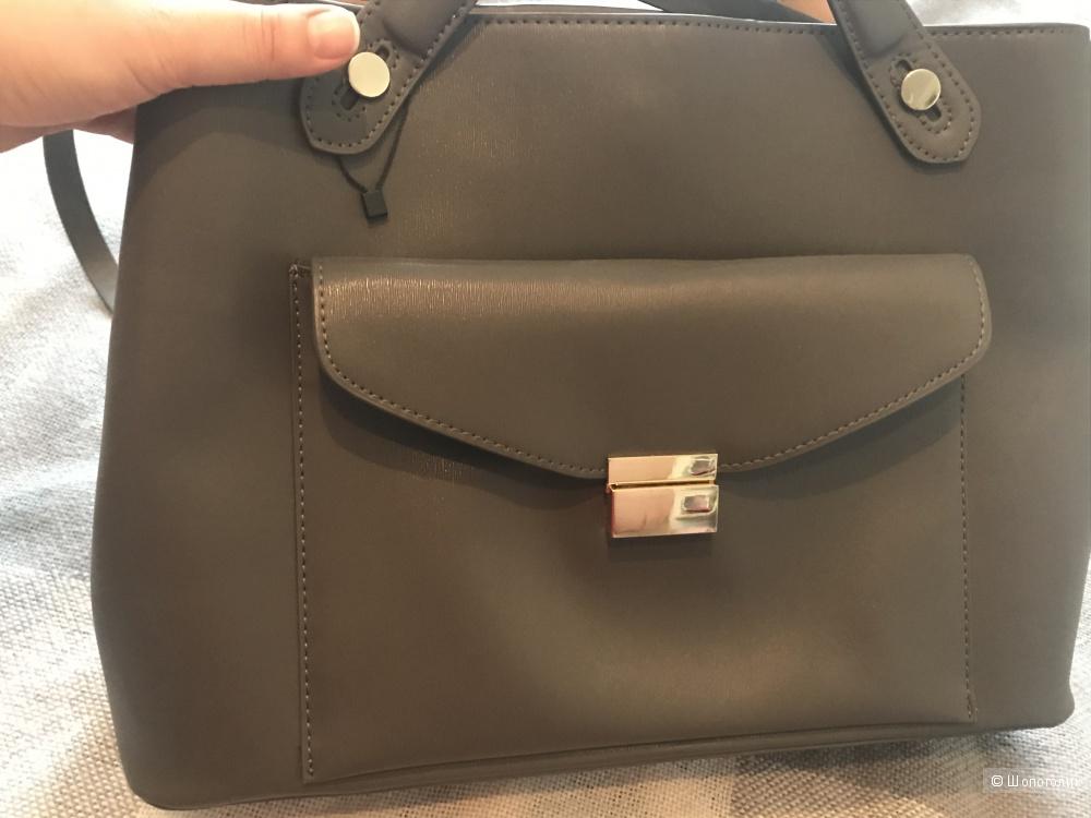 Базовая сумка ZARA