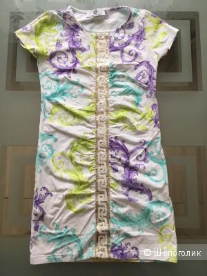 Платье Versace, на 7-8 лет