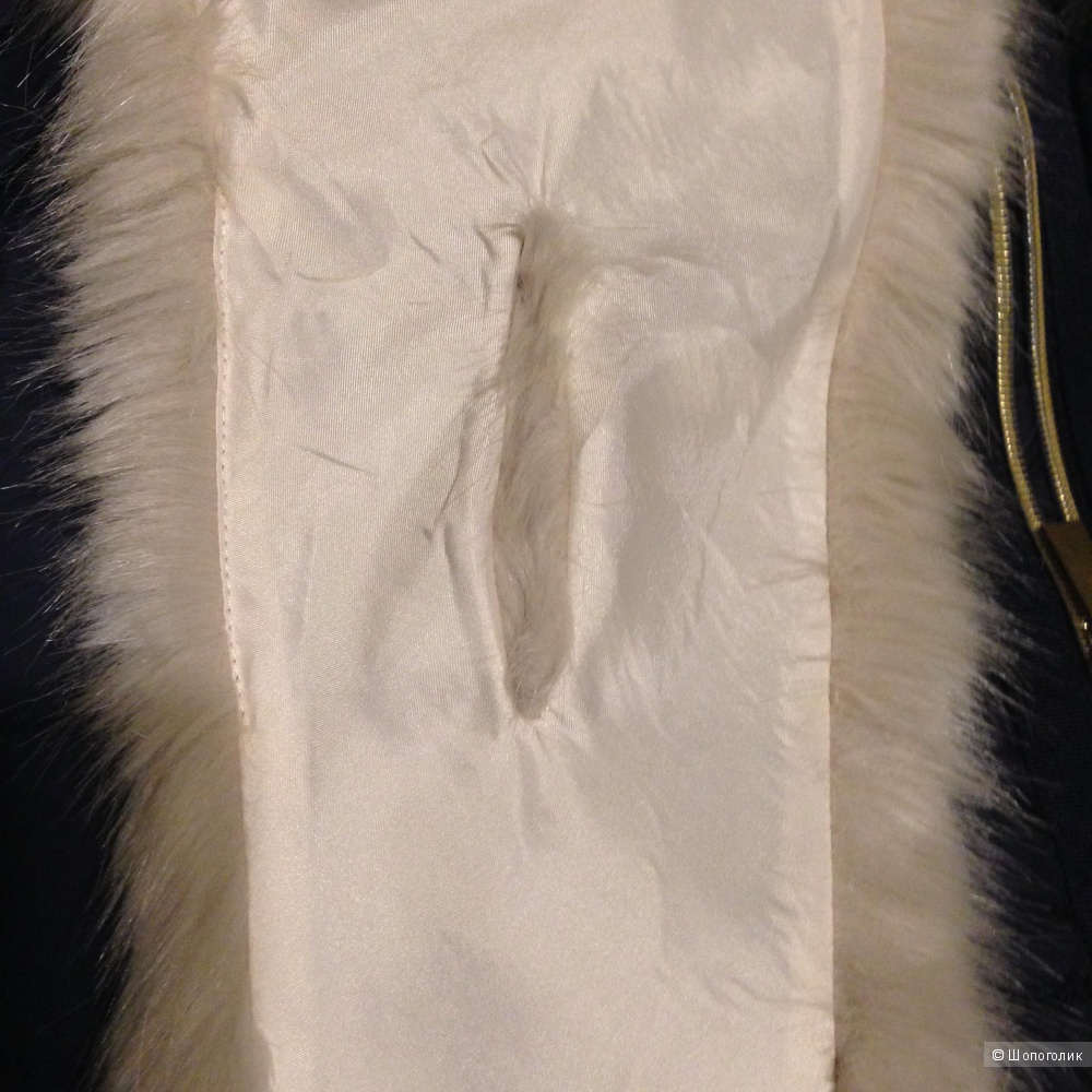 Меховой шарф, воротник Jigsaw London, Англия
