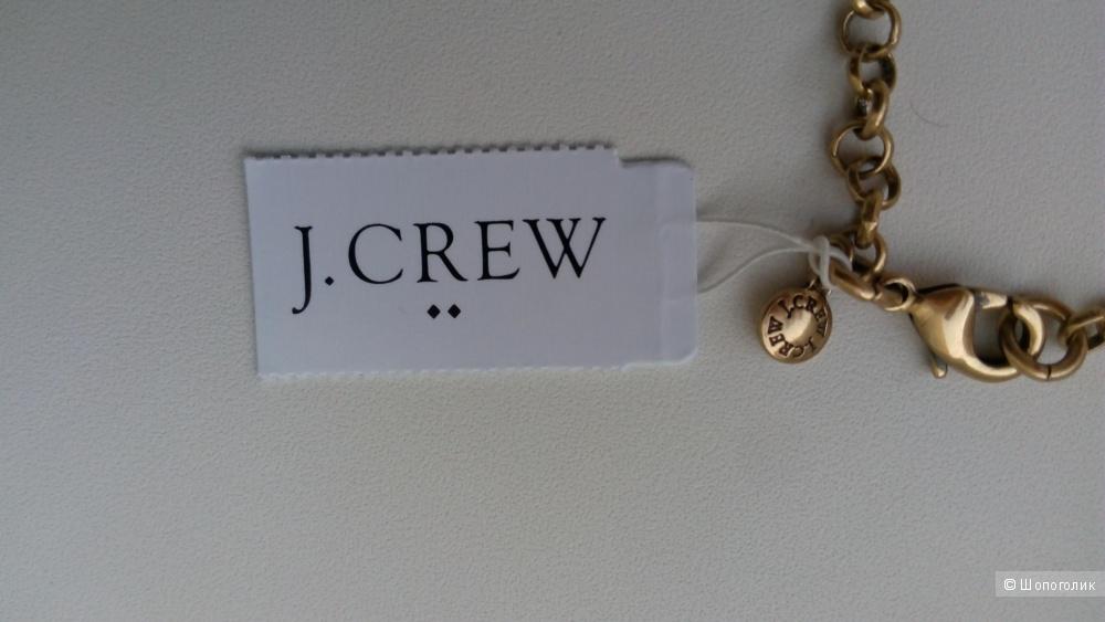 Ожерелье j.crew