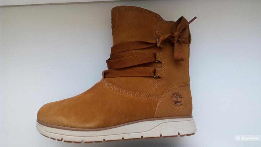 Ботинки timberland 37-38 размер