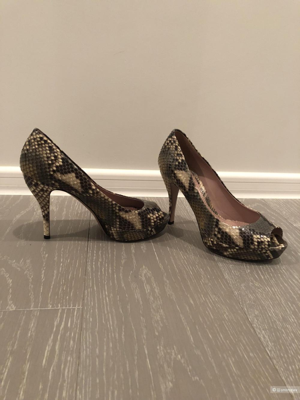 Туфли Gucci 38,5