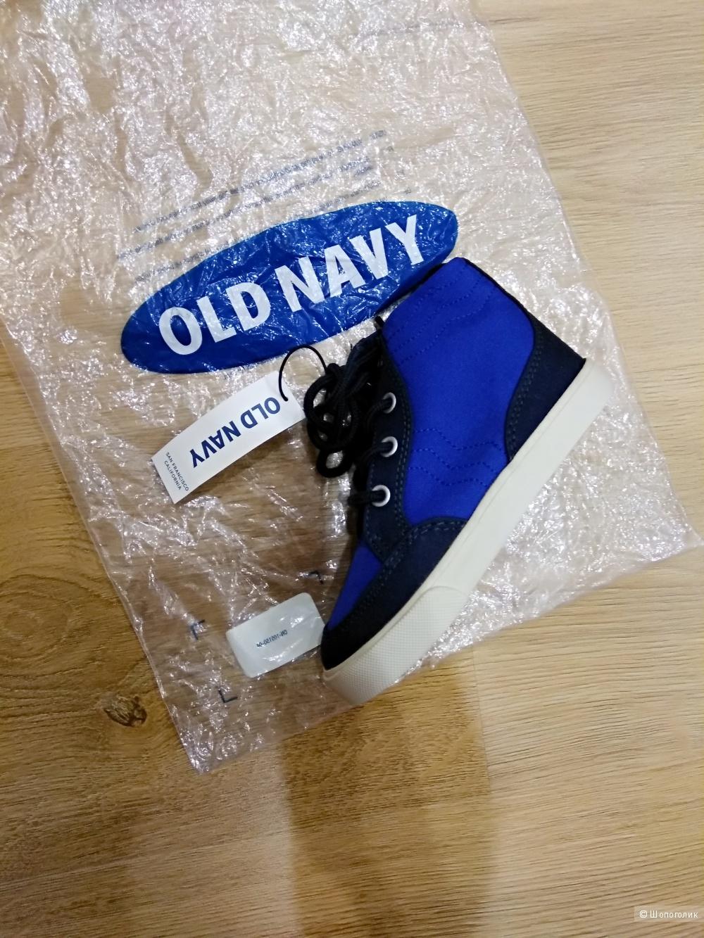 Кеды old navy 9 размер