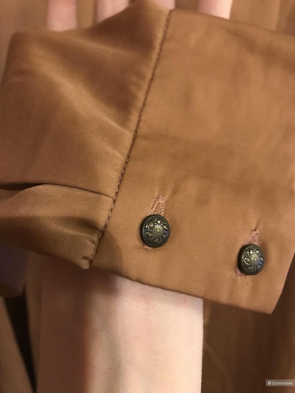Шелковая блузка Stefanel, 42 размер