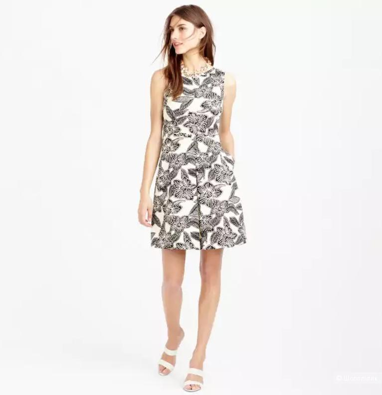 Платье Jcrew р. 12 US (на 48 рос.)