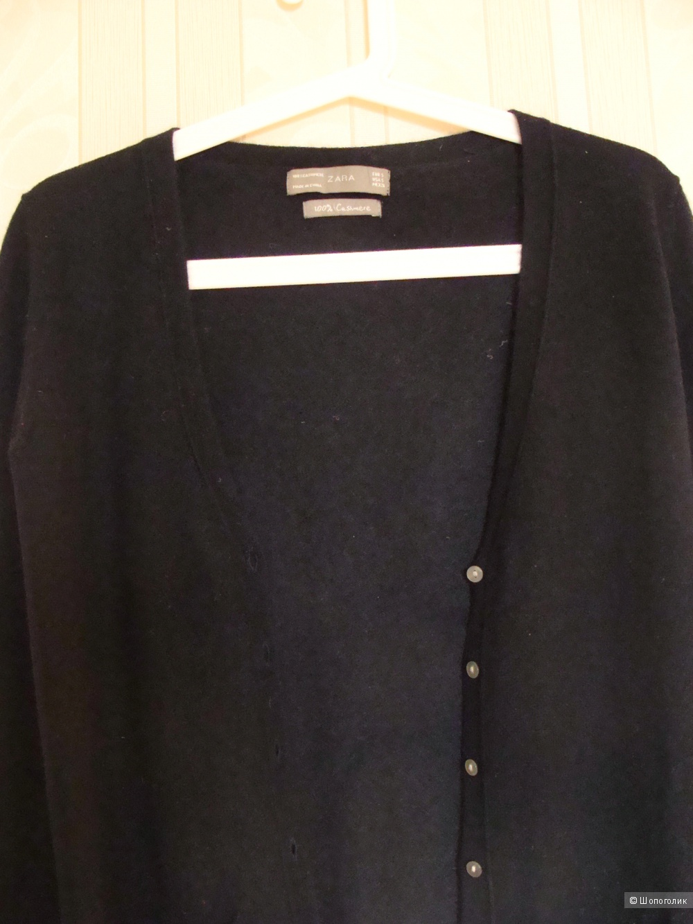 Кашемировый кардиган Zara размер XS-S