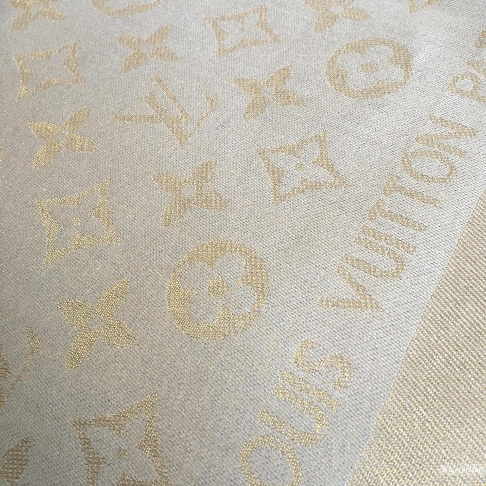 Платок Louis Vuitton Gold, 140/140