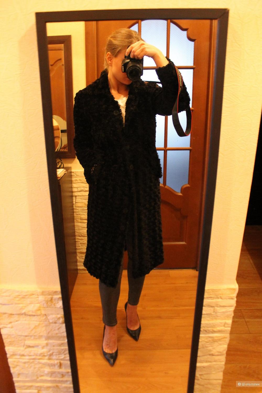 Пальто Wool&Cotton 44 размер