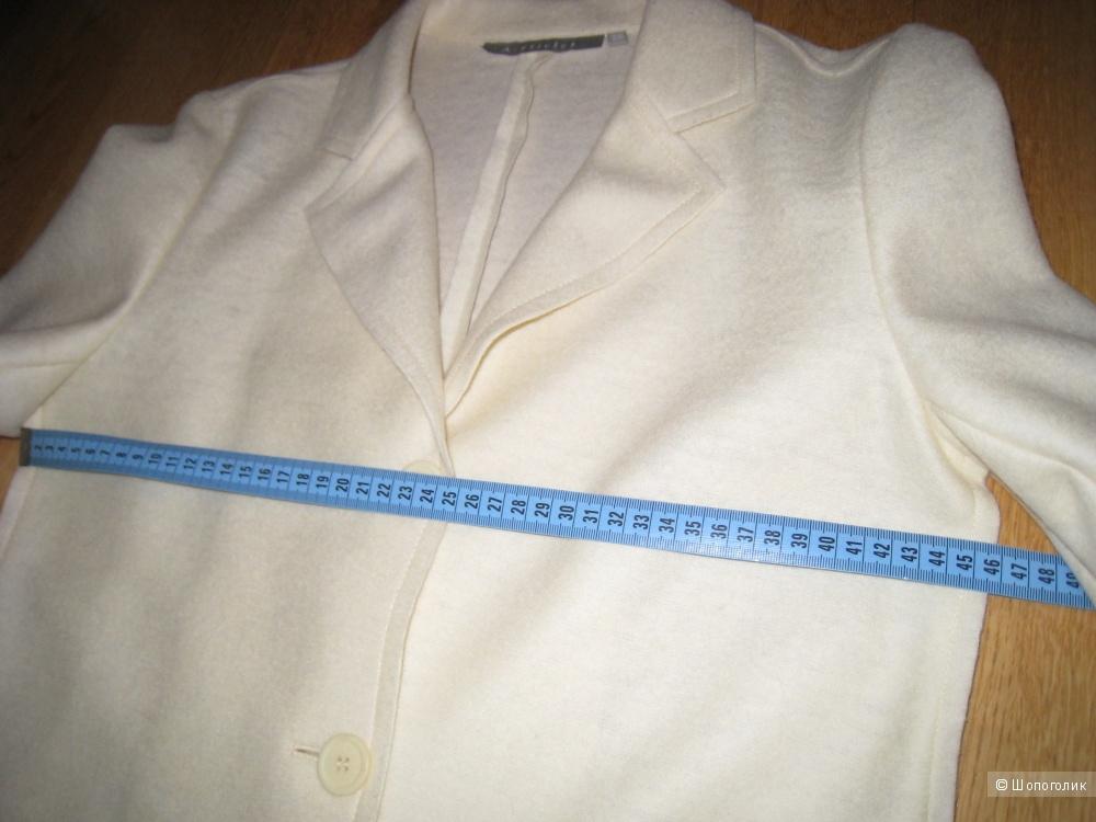 Легкое пальто A-rticles, маркировка 36