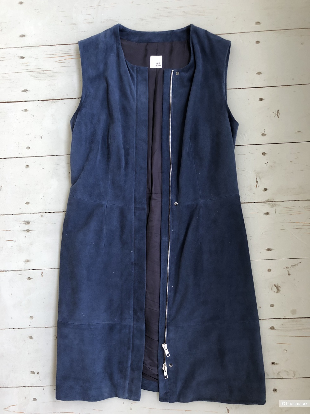 Платье iris&ink, размер 12UK
