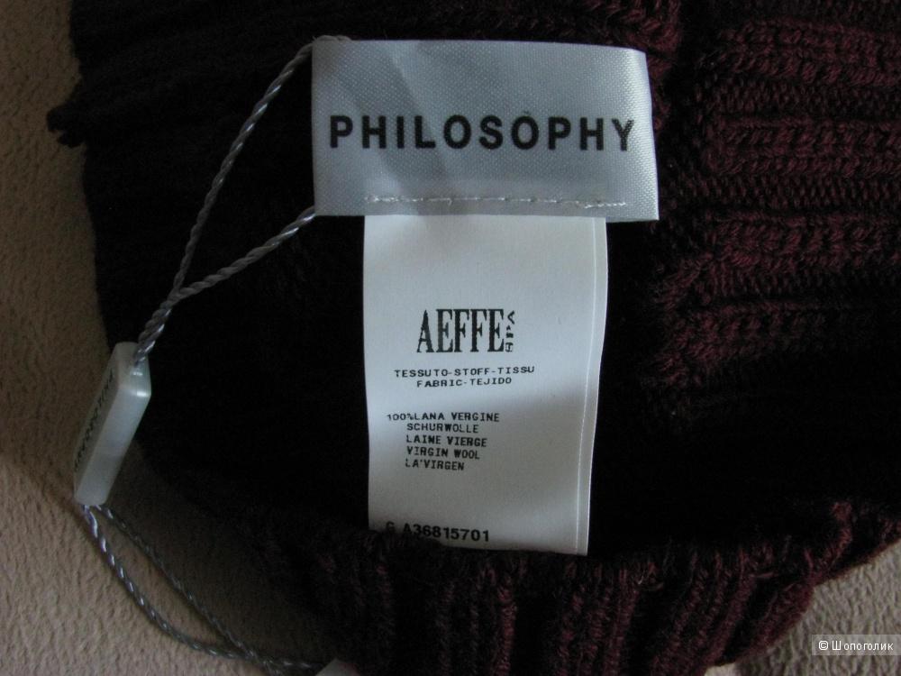 Балаклава Philosophy di Alberta Ferretti, на 54-55 размер.