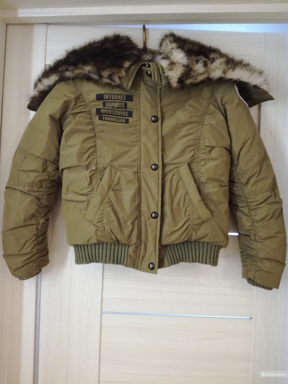 Куртка ОРБИ на девочку 134-140.