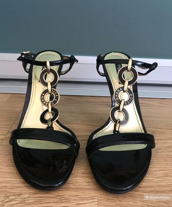 Босоножки Dolce & Gabbana, 36.5 IT
