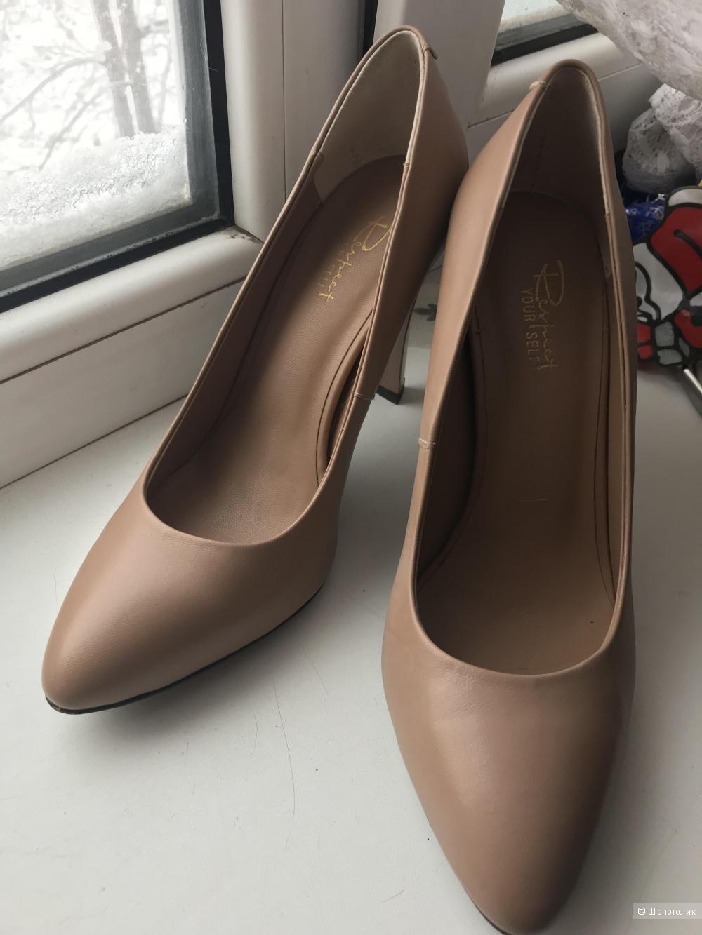 Туфли фирмы Respect 36 размера