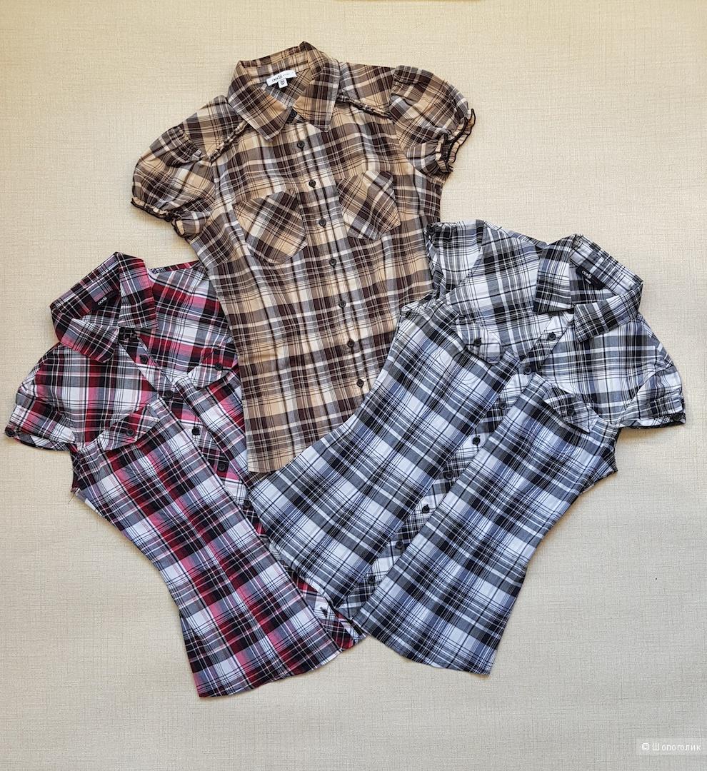 Рубашки OGGI Ultra сетом, размер XS (164/34)