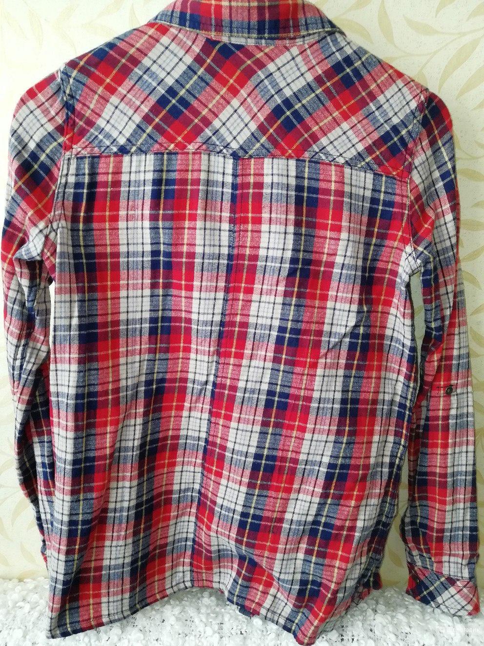Клетчатая рубашка Colin's