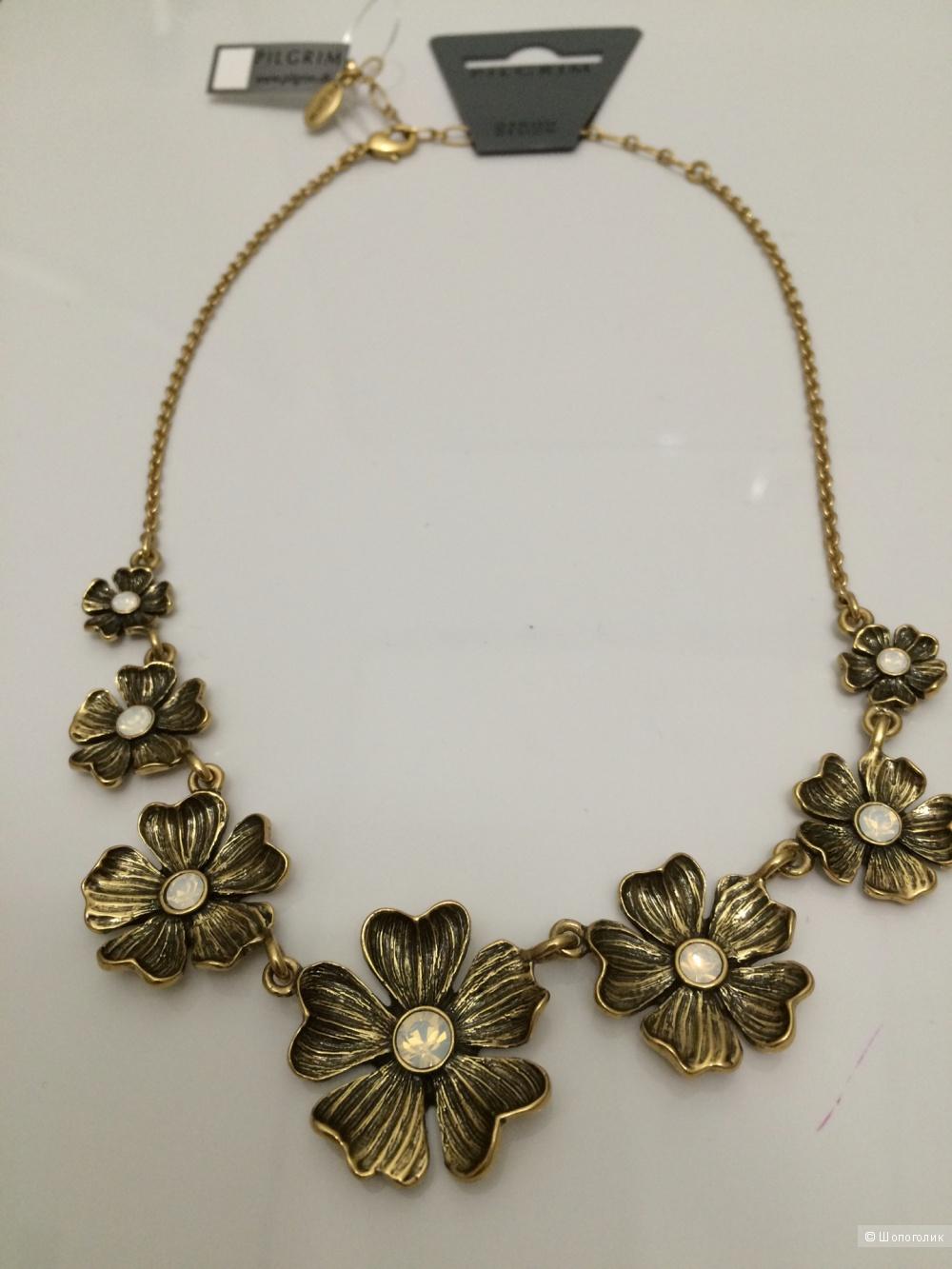 Короткое ожерелье от Pilgrim